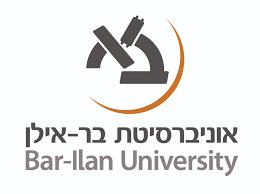 לוגו של אוניברסיטת בר אילן