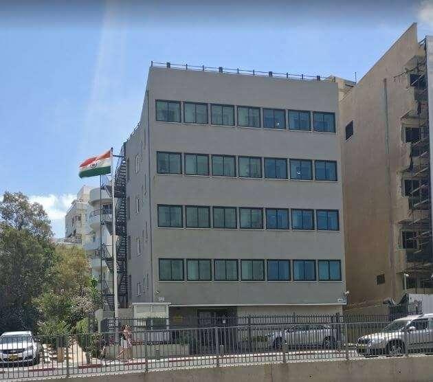 שגרירות הודו